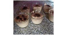 Mousse mascarpone au chocolat , une recette de la catégorie Desserts & Confiseries. Plus de recette Thermomix® www.espace-recettes.fr
