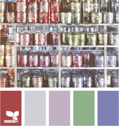 Canned Tones - http://design-seeds.com/index.php/home/entry/canned-tones
