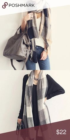 """🆕 OJDC Accessory Faux Cashmere 