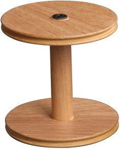 Einfädiger Antrieb: große Spule #ashford #spinning #wheel #eSpinner