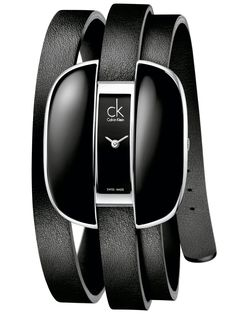 Reloj CALVIN KLEIN Treasure negro Mujer