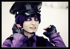 Purple Guy , Japan expo 2015 - Cosplay 3 by AlicexLiddell