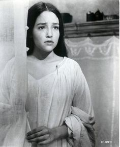 Olivia Hussey as Juliet | Julieta Juliet Olivia Hussey | Flickr - Photo Sharing!