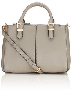 Dani Double Zip Handheld Bag