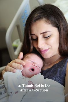 Grab a pillow, especially you C-section mamas still in the recovery stage, and hold it softly against your belly because there may be some chuckles here mixed into the list of things you should never ever do after a C-section. C Section, 21 Things, Maternity Fashion, Fitness Diet, Need To Know, Recovery, Hold On, Pregnancy, Stage