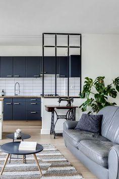 Aménagement et décoration d\'un appartement de 40m2 | Appartements ...