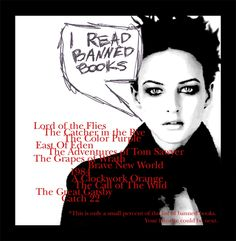 We read banned books, and we sell them, too! unionavebooks.com