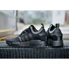 adidas NMD Runner Japan Triple Black Boost for women