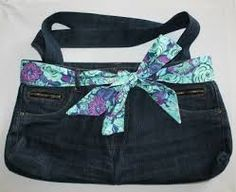 denim purse patterns - Google Search