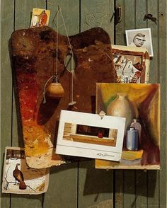 Realistic Still Life Painter & Author - Ken Davies - Trompe L'Oeil ...