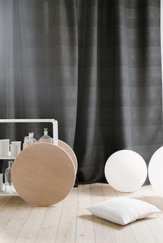 © stylus.pl | #homedecor #homeinspiration #interiors #fabric #romanblinds #window #degradecollection #stylus.pl