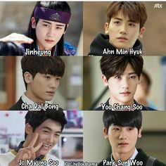 Characters played by Park Hyung Sik Korean Drama Funny, Korean Drama Quotes, Korean Drama Movies, Park Hyung Sik, Asian Actors, Korean Actors, Korean Celebrities, Strong Girls, Strong Women