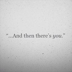 And Then You // Greg Laswell