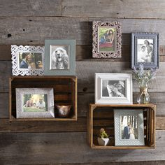 Display family memories for holiday guests while making new ones!