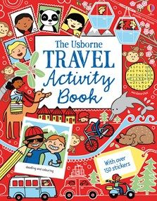 The Usborne Travel Activity Book Buch versandkostenfrei bei Weltbild. Travel Activities, Book Activities, Activity Books, Travel Words, Book People, Boys Playing, Step By Step Drawing, Packing Tips For Travel, New Words