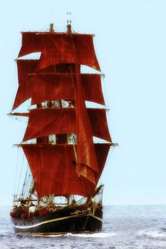 Red Sails #sailing