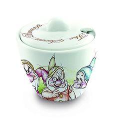 Seven Dwarfs sugar bowl Disney Theme, Disney Diy, Disney Dream, Disney Love, Disney Magic, Disney Stuff, Disney Souvenirs, Disney Kitchen, Disney Home Decor