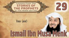 Stories Of The Prophets 29:Isa (as) Jesus pbuh - Mufti Ismail Menk