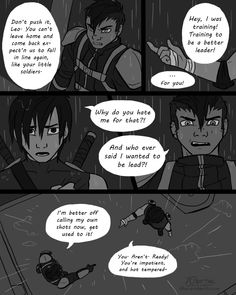 What I've Done: Pg 3 by 10yrsy.deviantart.com on @DeviantArt