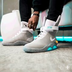 The Nike Mag 2016 is available for trial exclusively in NYC starting today.