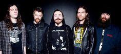 The Atlas Moth's music genre are Sludge, Psychedelic, Metal, and Doom. https://www.allusionslineup.com/activities/3107 #rockband #coolmusic #rockatl #atlevents