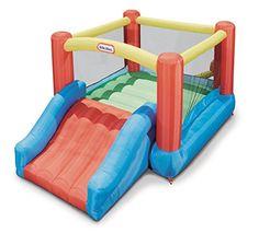 Little Tikes Junior Jump N Slide Bouncer