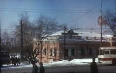 Ipatiev house during Soviet times - 1975.