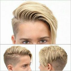 Amazing 43 Captivating Short Undercut Hairstyle Ideas For Mens Short Hair Undercut, Slicked Back Hair, Undercut Hairstyles, Boys Undercut, Boy Haircuts Long, Haircuts For Men, Boys Hairstyles Short, Simple Hairstyles, Popular Haircuts