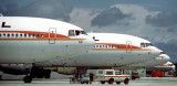 1979 - National Airlines McDonnell-Douglas DC-10's N62NA, N63NA, N66NA and N83NA aviation airline stock photo #US7902