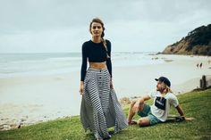 Portfolio // Byron Bay Surf Festival Tipi Pop Up Block 2014 Lookbook