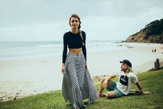 Portfolio // Byron Bay Surf Festival Tipi Pop Up Block 2014 Lookbook