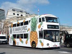 Go-Ahead London General - - London Transport, Public Transport, New Routemaster, Bus Advertising, Subway Map, Double Decker Bus, New Bus, Bus Coach, Trafalgar Square