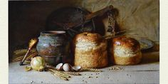 Russian Fine Art - Import and Export of Master Artist Paintings and Sculptures www.russianfineart.com800 × 400Buscar por imagen Bread - oil, canvas by Nikolaev Yury