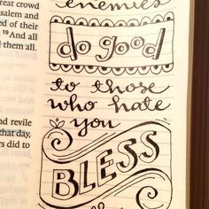 Illustrated Faith... Bible Journaling Inspiration