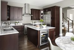 Black And White Kitchen Backsplash Tile    Http://www.1stkitchenideas.com/black And White Kitchen Backsplash Tile/ :  #KitchenBacksplash Kitchen Desiu2026