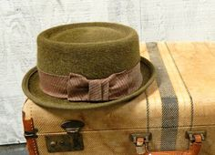 Humperdinck Hats | Mens Spring Porkpie Hat  renegadecraft.com/sanfrancisco-summer-home