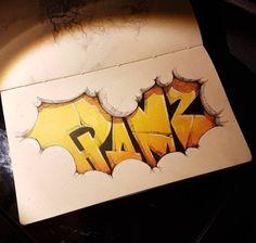 Likes, 4 Comments – Maxim Azarkevič (@ on I … – Graffiti World Alphabet Graffiti, Graffiti Lettering Fonts, Graffiti Words, Graffiti Writing, Graffiti Tagging, Grafitti Letters, Graffiti Quotes, Art Quotes, Typography