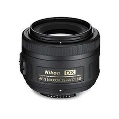 Nikon Objetiva AF-S DX Nikkor 35mm f/1.8G