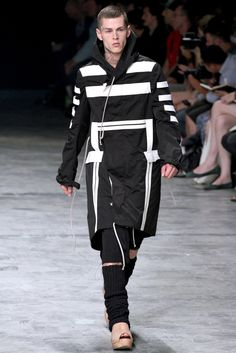 Rick Owens Spring 2013 Menswear Collection Slideshow on Style.com