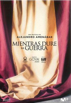 """""""MIENTRAS DURE LA GUERRA"""" unha película de Alejandro Amenábar"""