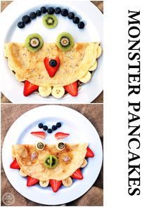 Monster Panccakes -