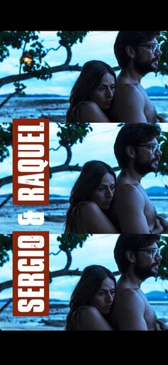Sergio y Raquel Shows On Netflix, Movies And Tv Shows, Movie Couples, Animal 2, Cute Disney Wallpaper, This Is Love, Black And White Portraits, Movie Tv, Tv Series