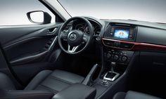 2014 Mazda 6 2014 Mazda 6 Dashboard – TopIsMag