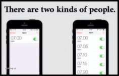 Two Kinds Of People