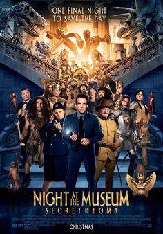 """""""Uma Noite no Museu 3: A Tumba Secreta"""""""