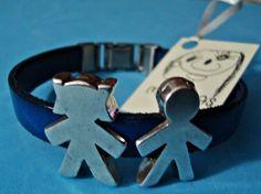 pulsera mislolas azul