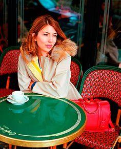 ソフィア・コッポラは、アーティスティック・ディレクターのマーク・ジェイコブスの20年来の親友