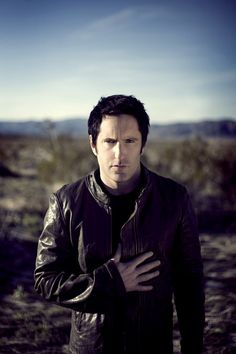 Trent Reznor - Vocalist of Nine inch Nails