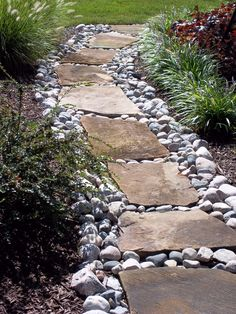 I would love this in my garden! maybe do the steps with cement forms?