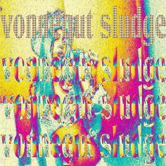 Vonnegut Sludge (singles) album art Post Punk, Album, My Love, Creative, Art, Art Background, Kunst, Performing Arts